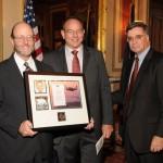 Public benefit flying award presentation