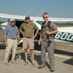 SouthWings Volunteers- Image courtesy of SouthWings