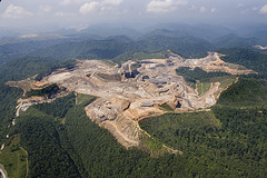 Mountain Top removal in WV
